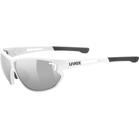 UVEX sportstyle 810 Glasses white